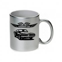 Dodge Charger 1969 V3 Tasse / Keramikbecher m. Aufdruck