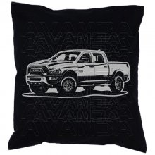 Dodge Ram 1500  Car-Art-Kissen / Car-Art-Pillow