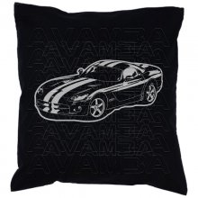 Dodge Viper  Car-Art-Kissen / Car-Art-Pillow