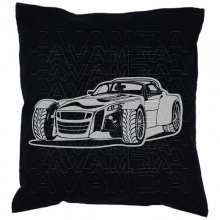 Donkervoort D8 GTO Car-Art-Kissen / Car-Art-Pillow