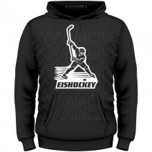Eishockey Schlagschuss Version 2 T-Shirt/Kapuzenpullover...