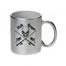 Fish Reaper No1 Tasse / Keramikbecher m. Aufdruck