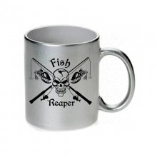 Fish Reaper No2 Tasse / Keramikbecher m. Aufdruck