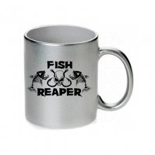 Fish Reaper No3 Tasse / Keramikbecher m. Aufdruck
