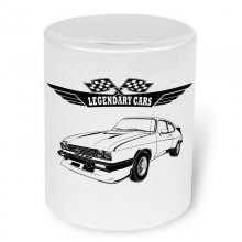 Ford Capri III  2.8 Turbo (1981-1982) Moneybox / Spardose...