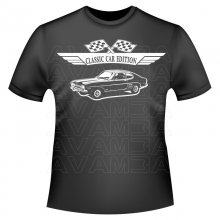 Ford Capri Mk. 1 (1968-1973) Ford T-Shirt /...