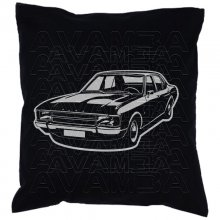 Ford Consul Car-Art-Kissen / Car-Art-Pillow