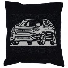 Ford Edge (2016 -)   Car-Art-Kissen / Car-Art-Pillow