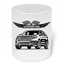 Ford Edge (2016 -)   Moneybox / Spardose mit Aufdruck