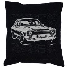 Ford Escort Mk.1  RS 2000 Car-Art-Kissen / Car-Art-Pillow