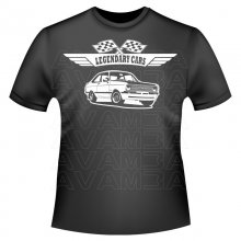 Ford Escort Mk.2 (1974 - 1980)  Ford T-Shirt /...
