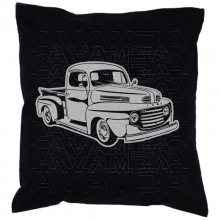 Ford F-1 Pickup (1949)  Car-Art-Kissen / Car-Art-Pillow