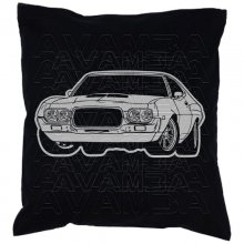 Ford Gran Torino 1972 Car-Art-Kissen / Car-Art-Pillow