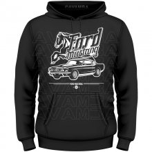 Ford Mustang Fastback 1967 Hommage  T-Shirt /...