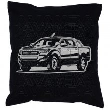 Ford Ranger Pickup V2   Car-Art-Kissen / Car-Art-Pillow