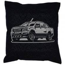 Ford Ranger Pickup V3 TwinCab (ab 2015)  Car-Art-Kissen /...