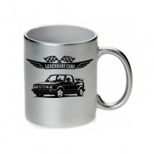GOLF 1 Cabrio (Version 3) (1979 - 1993) Tasse / Keramikbecher m. Aufdruck