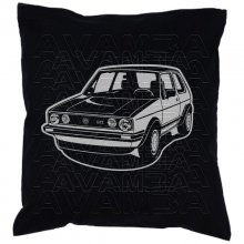 GOLF 1  GTI  Car-Art-Kissen /...