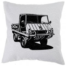 Haflinger (1959 - 1974) Car-Art-Kissen / Car-Art-Pillow