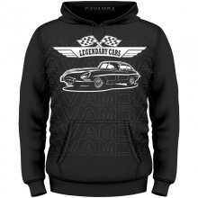 Jaguar E-Type Coupe (1961 - 1974) T-Shirt /...