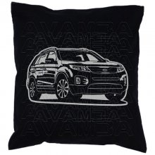 Kia Sorento Car-Art-Kissen / Car-Art-Pillow