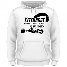Kitebuggy Ride like the Wind  T-Shirt/Kapuzenpullover...