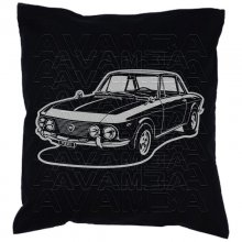 Lancia Fulvia Coupè (1965 - 1976)  Car-Art-Kissen /...