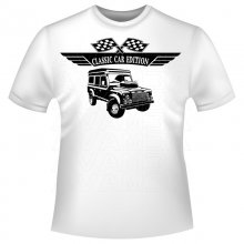 Land Rover Defender (seit 1983)  Land Rover T-Shirt /...