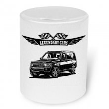 Land Rover Discovery Station  - Moneybox / Spardose mit...