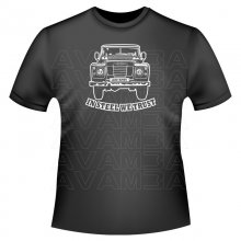 Land Rover Serie 2 (1958 - 1971) - Land Rover T-Shirt /...