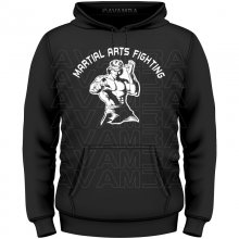 Martial Arts Fighter T-Shirt/Kapuzenpullover (Hoodie)