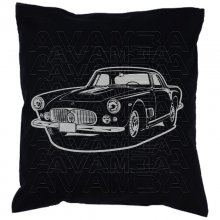 Maserati 3500 GT (1957 - 66) Car-Art-Kissen / Car-Art-Pillow