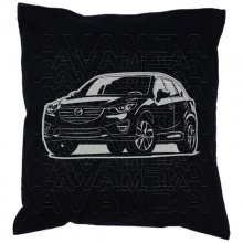 Mazda CX-3  (2015 - )  Car-Art-Kissen / Car-Art-Pillow
