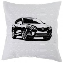 Mazda CX-5  (2011 - )  Car-Art-Kissen / Car-Art-Pillow