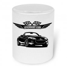 Mazda MX5  3. Generation (2005 -2014 ) Moneybox /...