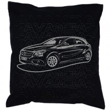 Mercedes A-Klasse W176 (2012 - 2018) - Car-Art-Kissen /...