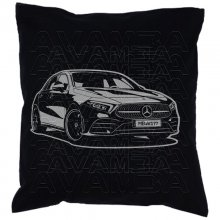 Mercedes A-Klasse W177 (2018 - ) Car-Art-Kissen /...