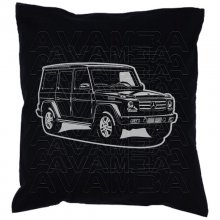 Mercedes Benz G Klasse Limousine  - Car-Art-Kissen / Car-Art-Pillow