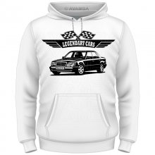 Mercedes Benz W124 Limousine Version 3  T-Shirt /...