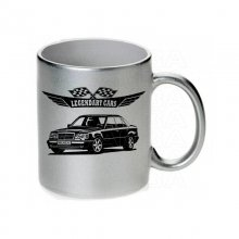 Mercedes Benz W124 Limousine Version 3  Tasse /...