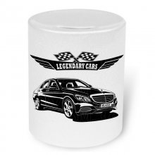 Mercedes Benz W205  C-Klasse  (2014 - )  -  Moneybox /...