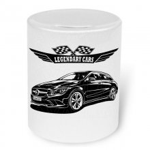 Mercedes CLA Shooting Break (Baureihe 117)  -  Moneybox /...