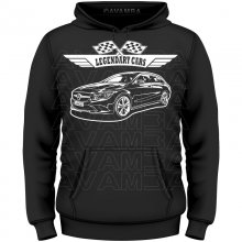 Mercedes CLA Shooting Break (Baureihe 117)  T-Shirt /...