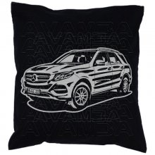 Mercedes GLE Coupe C292 (2015 - 2018)  Car-Art-Kissen /...