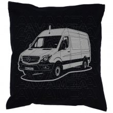Mercedes Sprinter W906 (ab 2013)  - Car-Art-Kissen /...