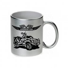 Dingo 2 ATF (Basis Mercedes UNIMOG U 5000)   Tasse /...