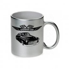 Mercury Coupe 1949  Tasse / Keramikbecher m. Aufdruck
