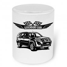 Nissan X-Trail  2. Generation T31 (2007 - 2014 ) Moneybox...