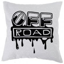 OFFROAD  Car-Art-Kissen / Car-Art-Pillow