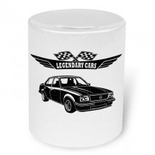OPEL Ascona B Version2 (1975-1981) Moneybox / Spardose...